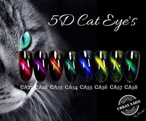 Be Jeweled 5D Cat Eye collection
